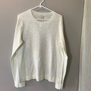 NWT : J, Crew light Weight Beige XL
